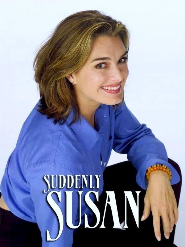 """Brooke Sheilds starred in """"Suddenly Susan"""" from 1996 – 2000"""