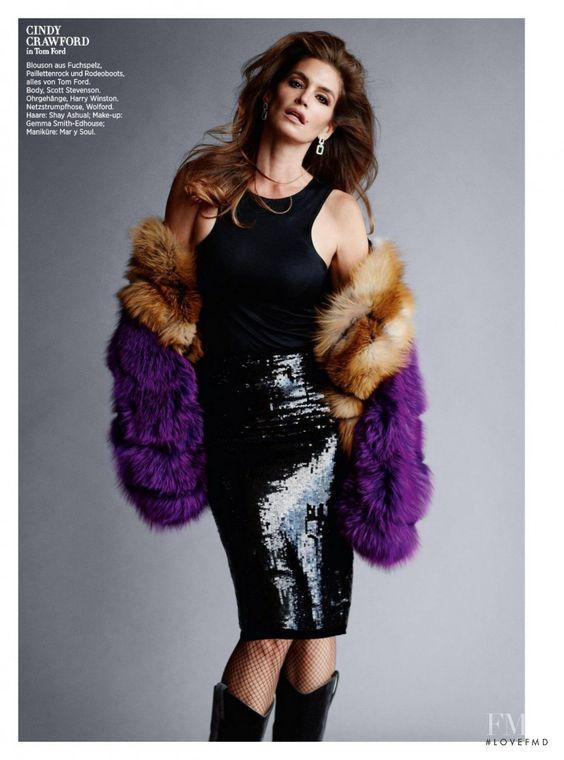 Cindy Crawford 2017 World's Most Beautiful Women
