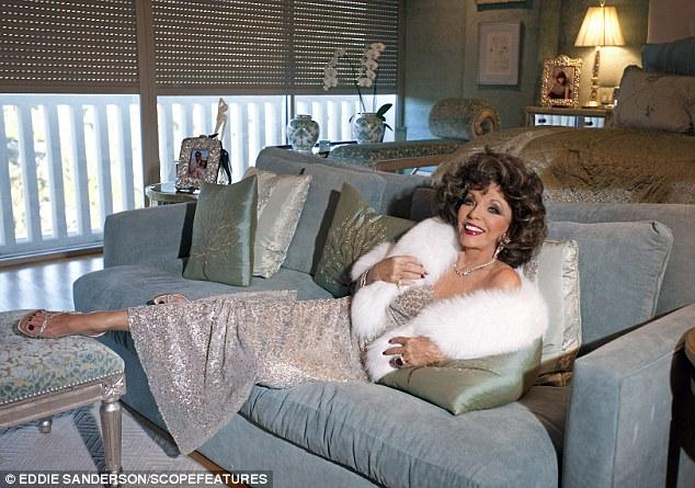 Joan Collins Dynasty's Alexis Carrington