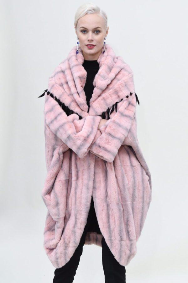 Real fur vs. faux fur Helen Yarmak RTW Fall 2017