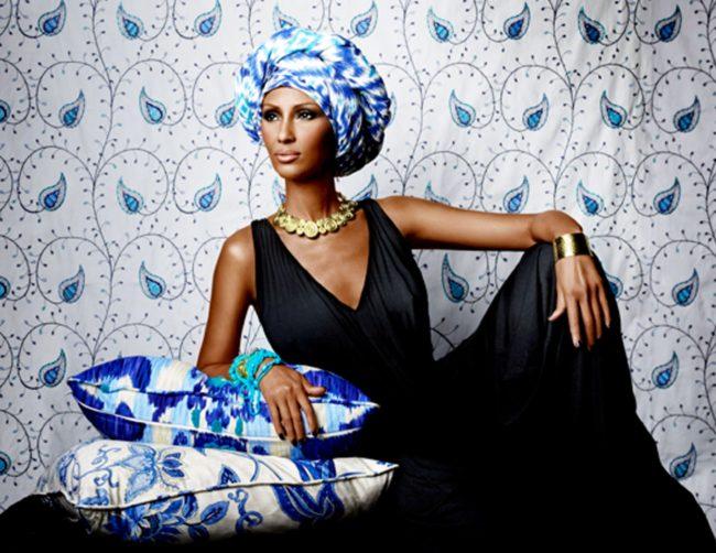 Iman 2017 World's Most Beautiful Women