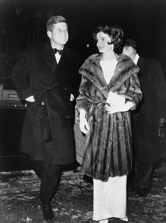The iconic Jackie Onassis