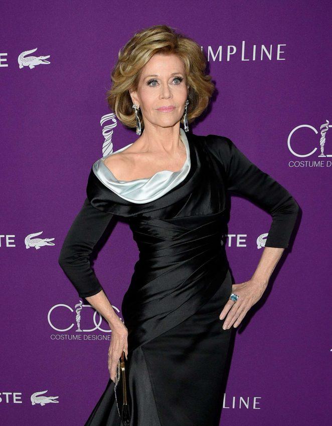 Jane Fonda 2017 World's Most Beautiful Women
