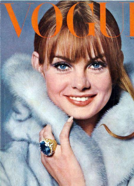 Jean Shrimpton Vogue