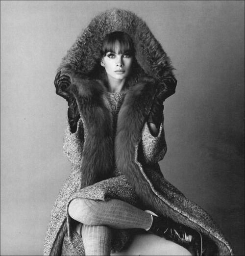 Jean Shrimpton by David Bailey 1964