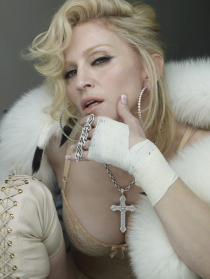 Madonna is like no other entertainer of our time