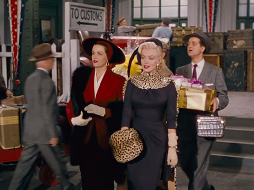 Furs on Film Marilyn Monroe in Gentlemen Prefer Blondes