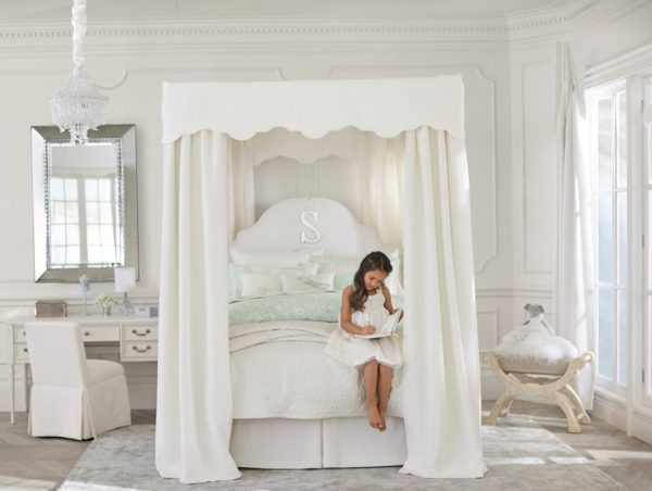 Pottery Barn for kids collection by Monique Lhuillier