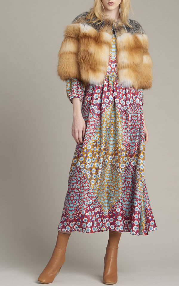 Monique Lhuillier Pre-fall Fall 2016 Ready-to-Wear Runway show