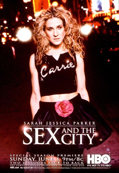 Sex and the City season 3 poster