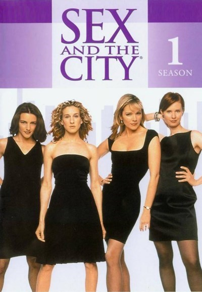 Sex and the City season 1 poster