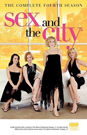 Sex and the City season 4 oster