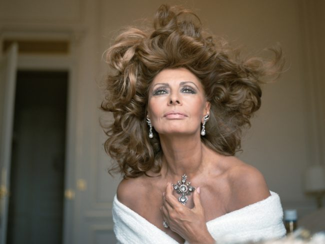 Sophia Loren 2017 World's Most Beautiful