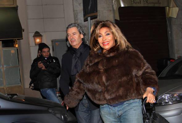 Tina Turner 2017 World's Most Beautiful Women