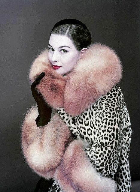 From a 1954 issue of Vogue magazine