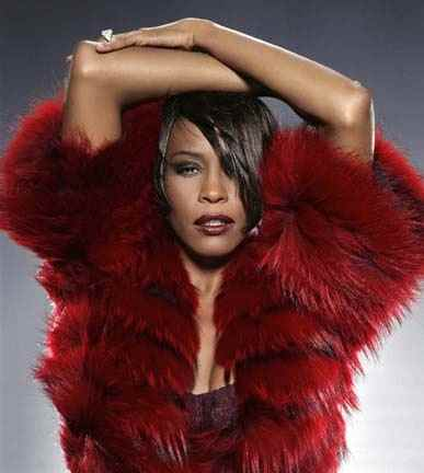 Whitney Houston was a vision