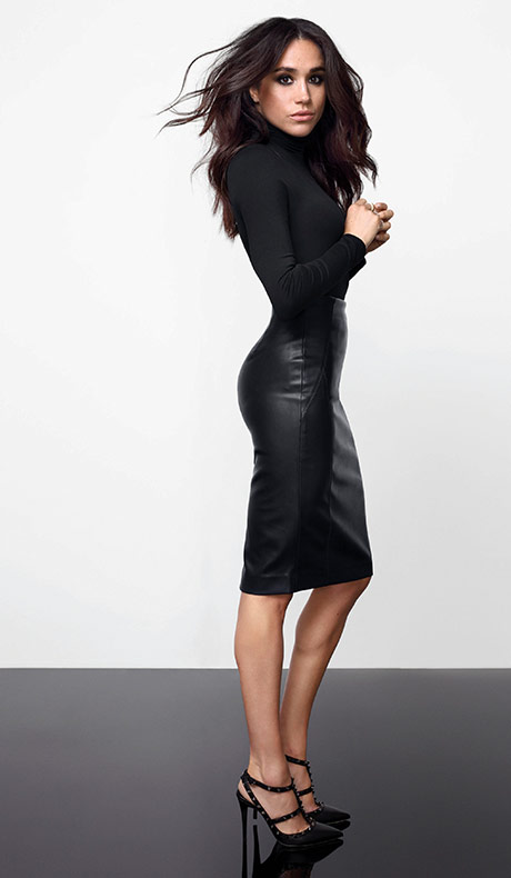Meghan Markle Fall collection